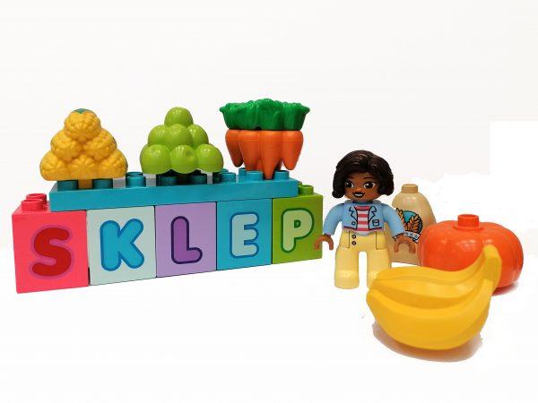 Innowacja LEGO Education w gr III – październik